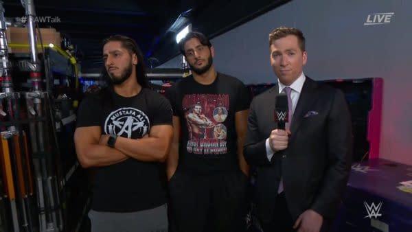 WWE Raw 8/2/2021