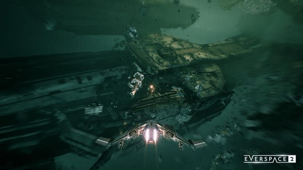 Everspace 2 Releases New Update With Zharkov: The Vortex