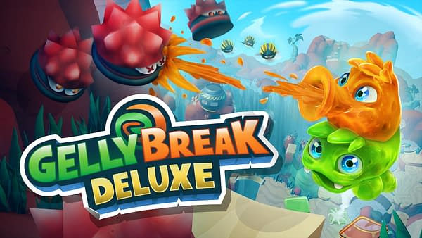 Giveaway: Snag A Steam Code For Gelly Break Deluxe