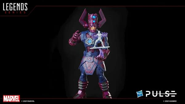 Last Day to Back the Marvel Legends Galactus HasLab Campaign