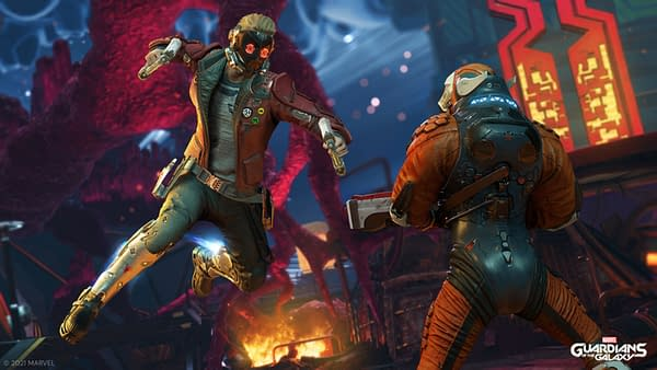 Marvel's Guardians Of The Galaxy will be released on October 26th, courtesy of Square Enix.