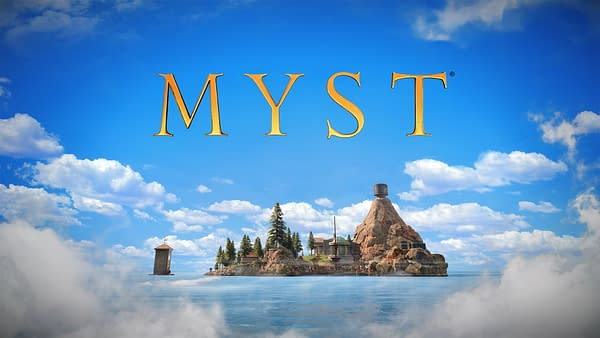 Myst Developers Announce Definitive VR Version Coming August 26th
