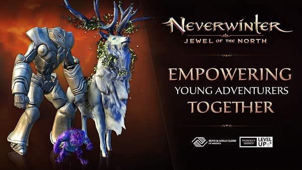 Neverwinter Hosts Charity Event for Boys & Girls Club