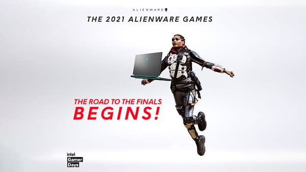 The competition will begin on August 27th, courtesy of Alienware.