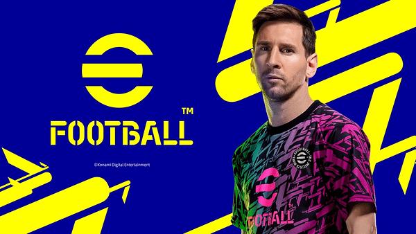Konami Will Launch eFootball 2022 On Septenber 30th