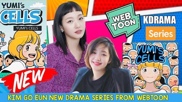 Yumi's Cells: Hit Webtoon Gets Live-Action K-Drama on Rakuten Viki