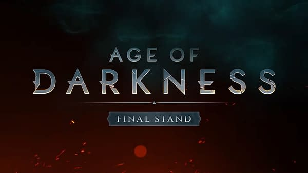 Age Of Darkness: Final Stand will drop in October, courtesy of Team17.