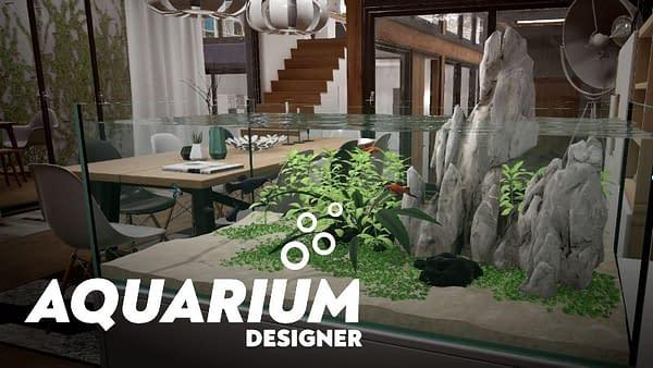 Fish Fans Rejoice As You're Getting Aquarium Designer