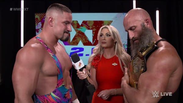 NXT 2.0 Recap- Was Kushida Able To Retain The Cruiserweight Title?