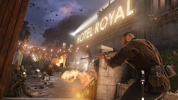 Two more days to play Call of Duty: Vanguard, courtesy of Activision.