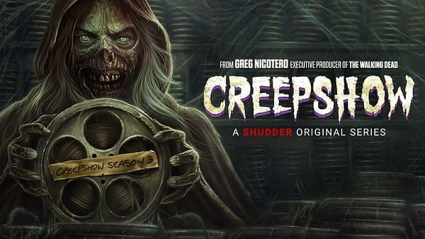 Creepshow: Shudder Releases Key Art & Trailer For Season 3