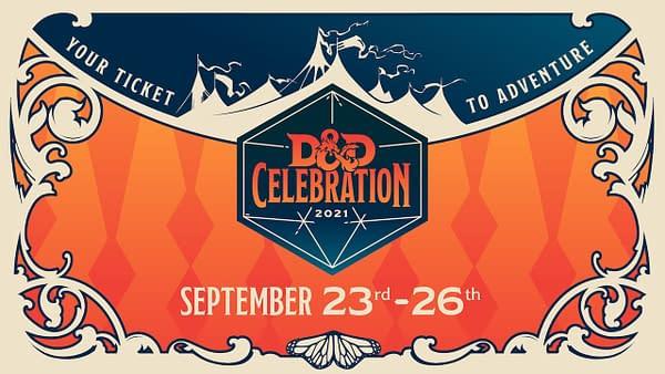 Dungeons & Dragons Announces D&D Celebration For Next Week