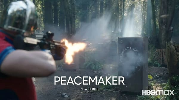 Peacemaker: HBO Max Shares Footage from Suicide Squad Spinoff Series