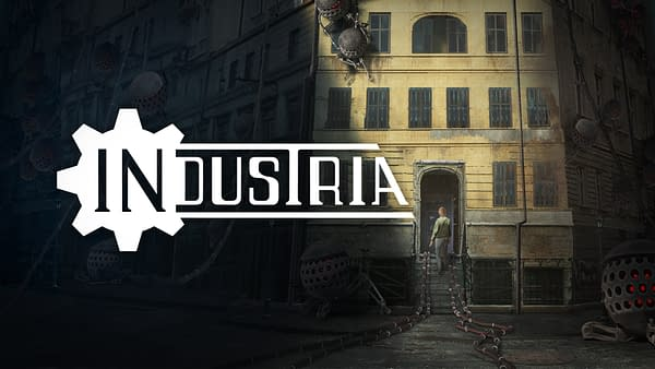 First-Person Shooter Industria Will Release September 30th