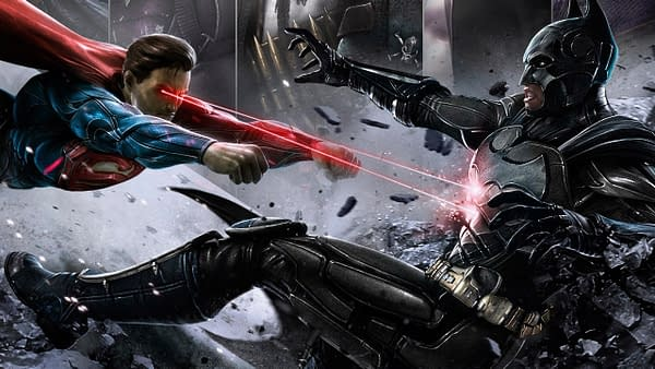 Really? There's a third Injustice game on the way? You don't say... Courtesy of NetherRealm Studios.