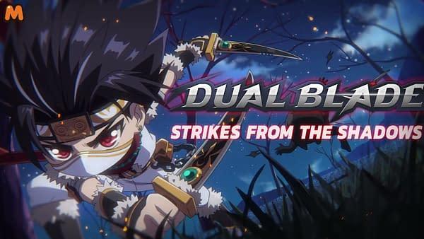 Can you tame the Dual Blade? Courtesy of Nexon.