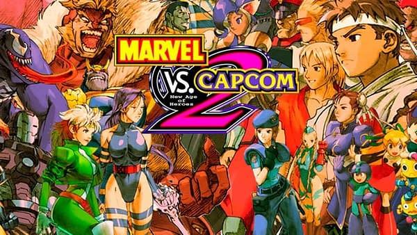 Digital Eclipse Is In Talks To Remaster Marvel Vs. Capcom 2