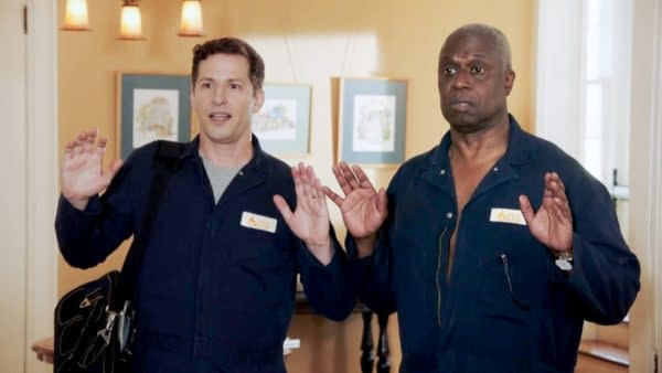 Brooklyn Nine-Nine: S08E07 Review: A Boyle Who-Has-Done-This