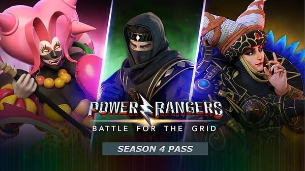 Go go Power Rangers, indeed! Courtesy of nWay.