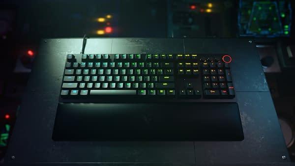 Razer Releases Huntsman V2 & TKL Gaming Keyboard