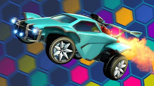 Fiesta Latina Celebration Launches In Rocket League Tomorrow