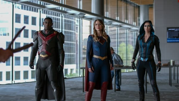Supergirl Season 6 Episode 13 Preview: Alex & Kelly Compare Notes
