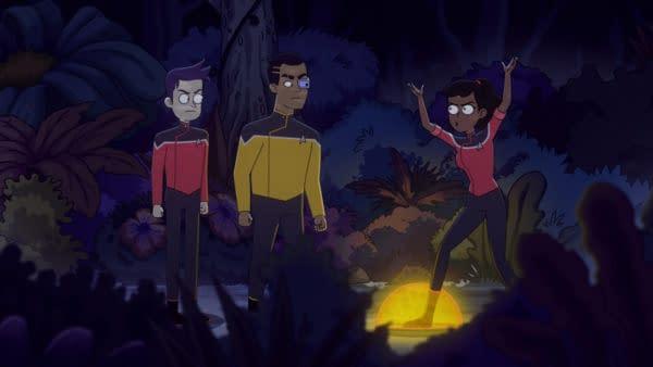 Star TrekL Lower Decks