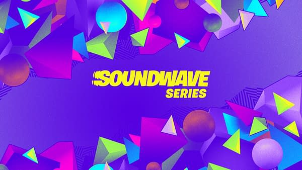 Fortnite Announces New Musical Shows Called Soundwave Series