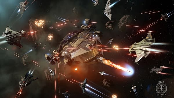 Star Citizen Launches Its Annual Ship Showdown Event