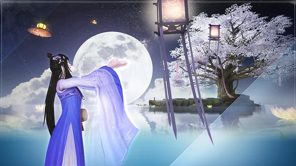 The Moon Festival comes to Swords Of Legends Online on Thursday, courtesy of Gameforge.