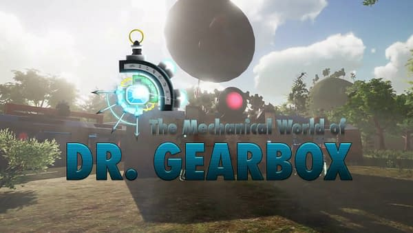 The Mechanical World Of Dr. Gearbox To Release Free Demo