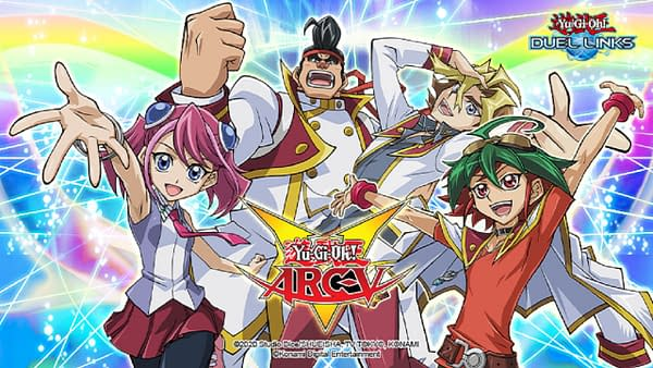 ARC-V Will Launch In Yu-Gi-Oh! Duel Links On September 28th