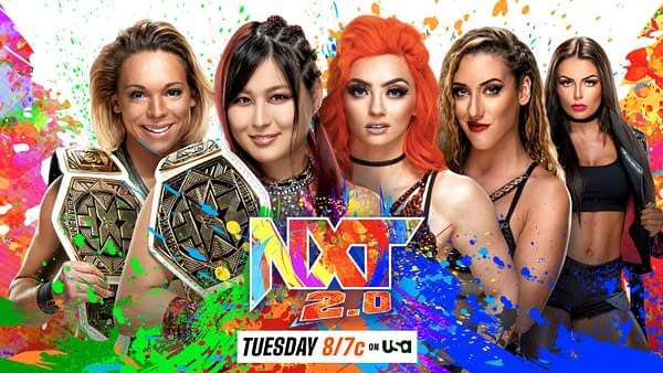 9/28 NXT 2.0 Preview- Three Different Titles Matches For Tonight