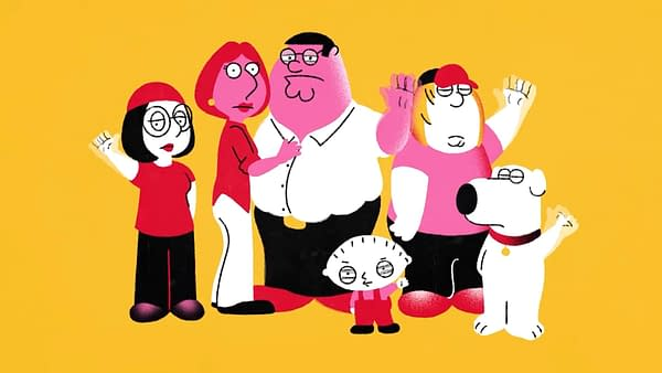 Saying Goodbye To Family Guy in The Daily LITG, 21st September 2021