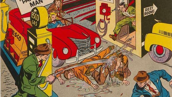 Complete Book of True Crime Comics, Wm. H. Wise & Co., 1945