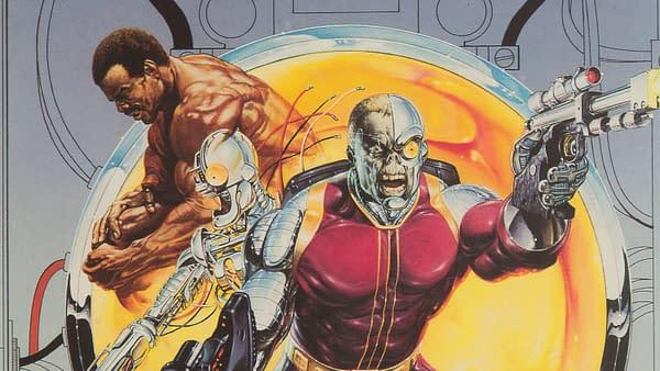 Deathlok #1 (Marvel, 1990)