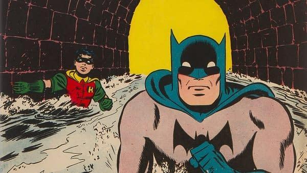 Detective Comics #94, DC Comics 1944.