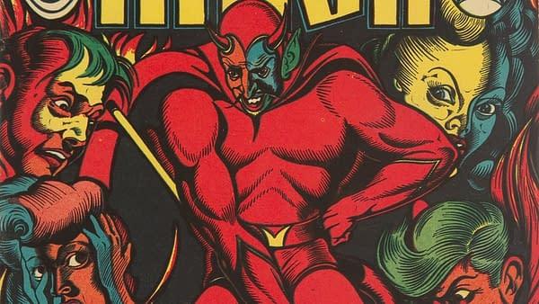 Mask Comics #2, 1945.