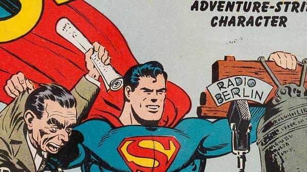Superman #26, DC Comics 1944.