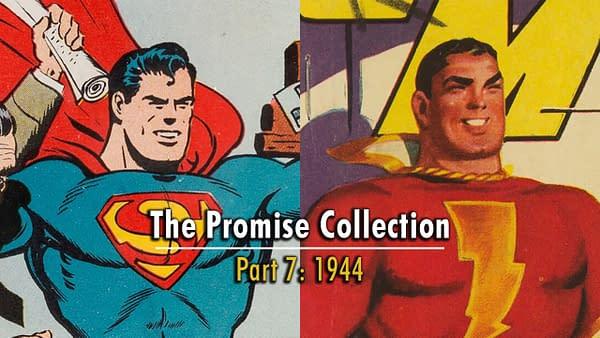Superman #26, Captain Marvel #18.