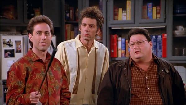 Seinfeld? 10 Fav Episodes Ahead Of Netflix Drop