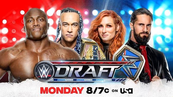 WWE Raw Preview (04/10/21): WWE Draft Night Two; Goldberg Returns 10