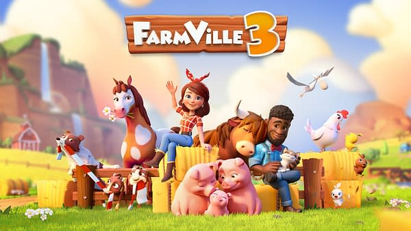 Zynga Officially Opens Pre-Registration For FarmVille 3