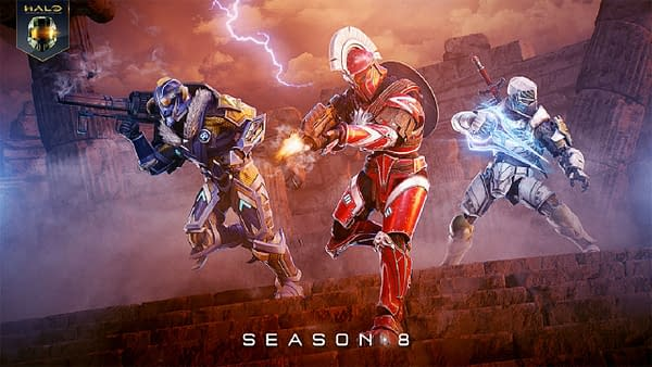Halo: The Master Chief Collection Launches Season 8