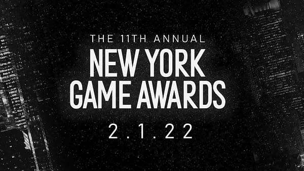 New York Game Awards 2022 Will Be In-Person Next Year