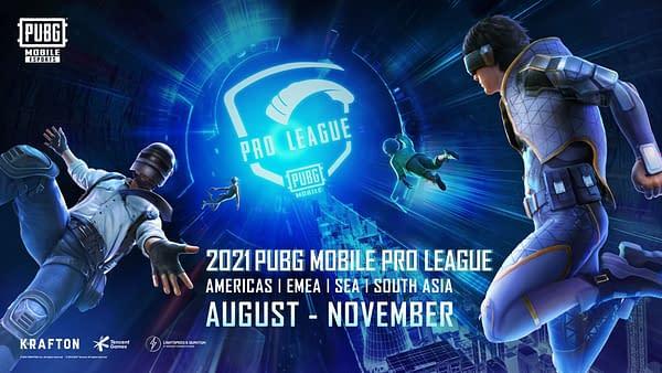 Anunciadas as datas da PUBG Mobile Pro League e do campeonato global