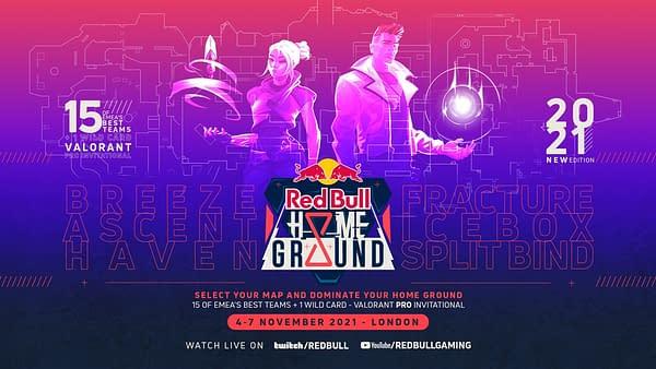 Valorant Invitation Tourney Red Bull Home Ground Returns