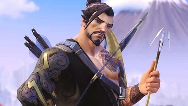 Several Characters Get Changes On Overwatch's PTR Today