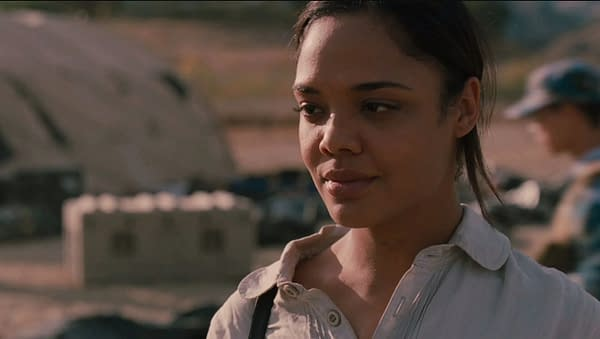 "Tessa Thompson Wants to Get Her ""Tatiana Maslany On"" in Westworld Season 3"