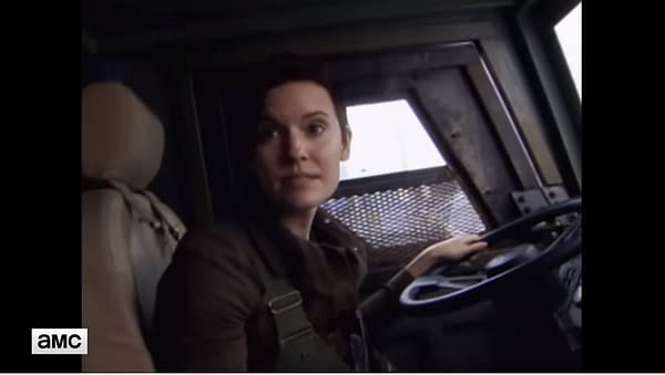 Althea Looks to Save John Dorie in Fear the Walking Dead Mid-Season Finale Preview